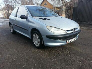 купить пластиковый шифер в Кыргызстан: Peugeot 206 1.4 л. 2001