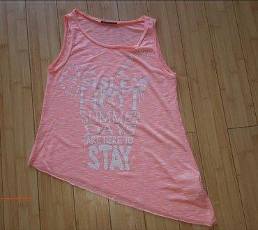 SISLEY Majica (Svajcarska)Prelepa, moderna, kavlitetna SISLEY Majica