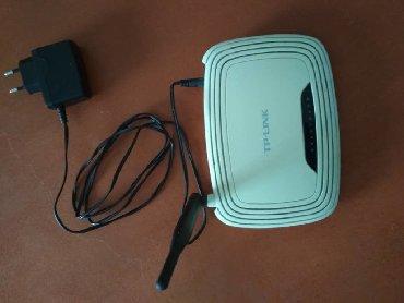 wifi роутер tp link wr740n в Кыргызстан: Продаю роутер. TP-Link. Цена 1200сом