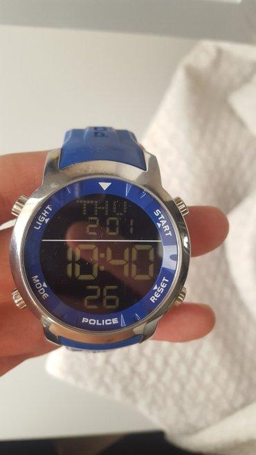 спортивные часы police (покупали в европе. документы остались там. ори в Бишкек