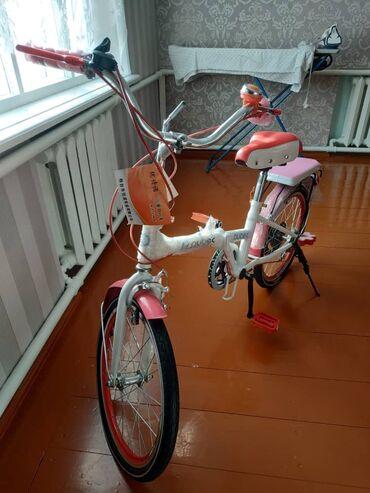 Спорт и хобби - Балыкчы: Складной новый велосипед