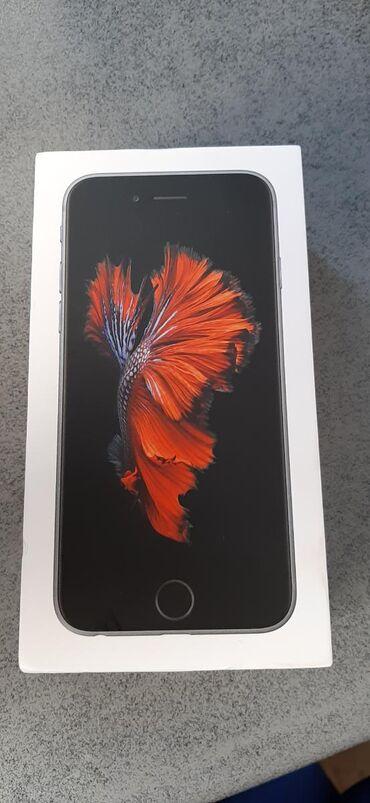 6s-qutusu - Azərbaycan: IPhone 6s Space Gray 16Gb boş qutusu. Eziyi cirigi yoxdu
