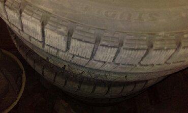 шины 205 55 r16 зима в Кыргызстан: Продаю зимнюю резину Bridgestone Blizzak 205/55 R16