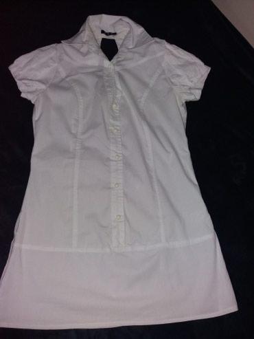 L tunika na - Srbija: Košulja. duža varijanta kao tunika sa prorezom na ledjima. vrlo