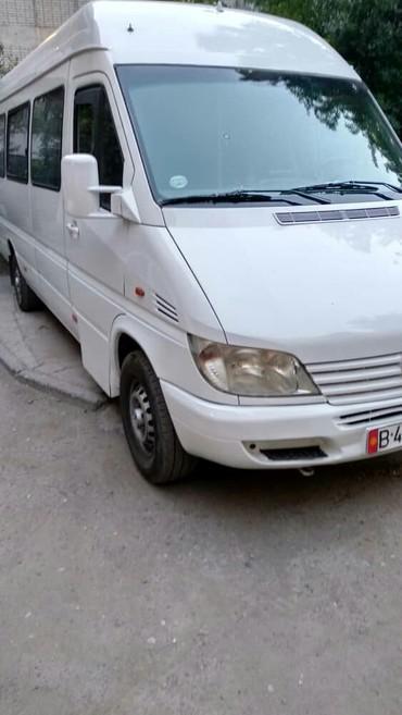 mercedes benz спринтер в Кыргызстан: Mercedes-Benz Sprinter 2.2 л. 2001   100000 км