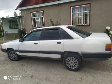 Транспорт - Ананьево: Audi 1.8 л. 1989