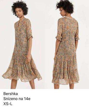 Haljine   Loznica: Dress Oversize Zara M