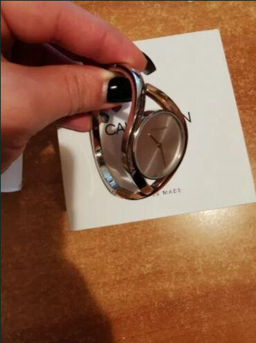женские кофты с ушками в Азербайджан: Женские часы Calvin Klein. Браслет. Очень тонкий. Новое с этикеткой. В