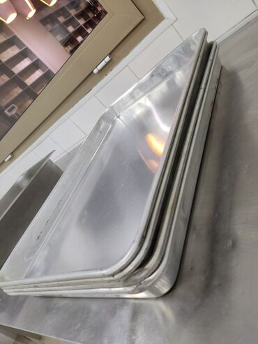 Лист алюминий пекарской  ЛП 600/400 Новый В наличии 5ш