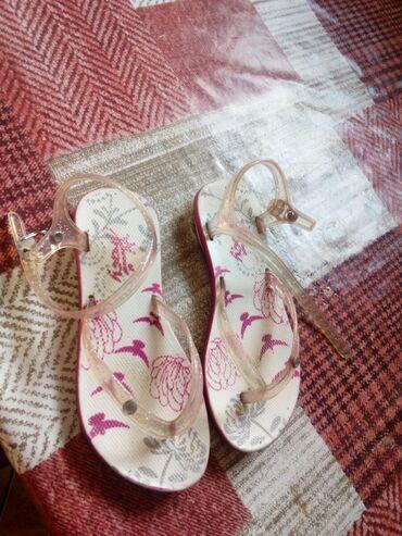 Dečije Cipele i Čizme - Bajina Basta: Preslatke sandalice za princeze,pise 28,odgovaraju 26