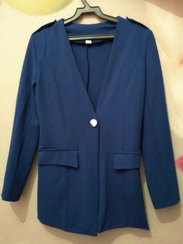 синий пиджак женский в Кыргызстан: Пиджак
