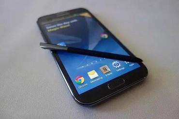 Samsung-s5830 - Азербайджан: Б/у Samsung Galaxy Note 2 Серый
