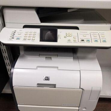 Продаю Лазерный цветной принтер NP2320 +запасные 4 катриджи, работает