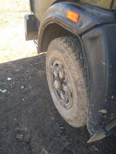 КамАЗ савок 1997 свет хакки с турбиной колесо 90-95% тел в Кызыл-Суу