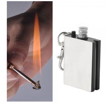 Kamperski upaljac Magnezijumsko kresivo Večna vatra (10000 paljenja)