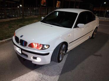 bmw z3 2 3 at - Azərbaycan: BMW 320 2 l. 2003 | 178345 km