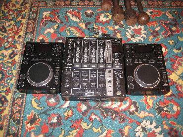 pioneer 6050 в Кыргызстан: Микшер Pioneer djm-700 CD проигрыватель Pioneer cdj-350. DJ