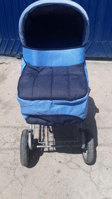 В Балыкчы продается коляска детская б/у за 1800 сом