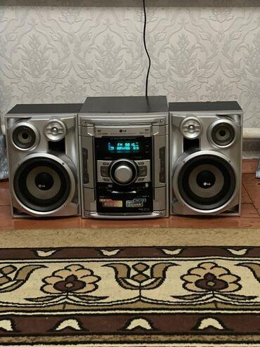 Электроника - Садовое (ГЭС-3): Продаю музыкальный центр в идеальном состоянии цена договорная
