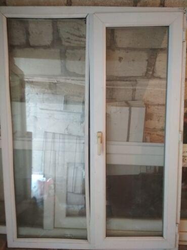 Plastik baklar qiymeti - Azərbaycan: Plastik pencere satilir. Olcusu 1.60/1.20sm. Qiymeti 70azn. Unvan