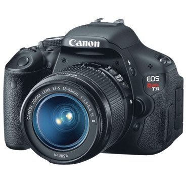 Продаю Canon EOS T3i Rebel (США, аналог Canon EOS в Бишкек