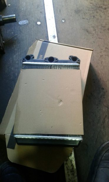 Радиатор печки на мерседес 124 123кузов цена 1500сом .В наличии ! в Бишкек