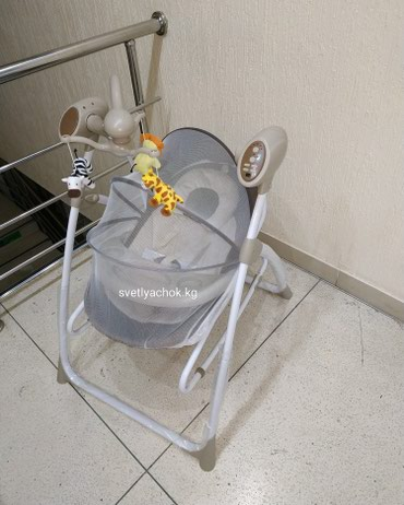 Электрическая качалки очень большой выбор 🔥 в Бишкек