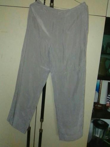 Pantalone-sako - Srbija: Komplet,pantalone I duzi sako od svilenkastog mayerijala.Veoma