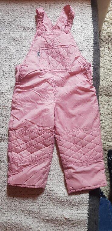 Skafander-za-decu - Srbija: Beba kids-Skafander pantalone za devojcice, velicina 2