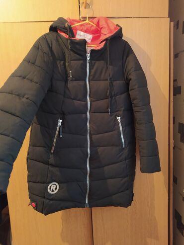 куртка в Кыргызстан: Продаю куртку в отличном состоянии, 46-размер.Причина продажи мне уже