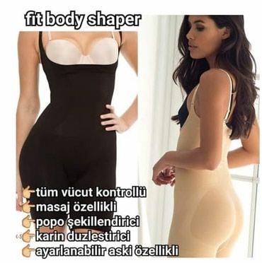 Sumqayıt şəhərində Fit Body shaper-bu geyimin bir çox özəllikləri var: