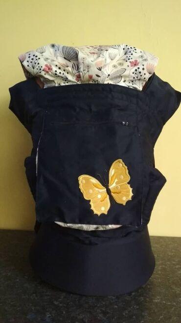 слинги эргорюкзаки в Кыргызстан: Эргорюкзак для ношения деток с 6-7 мес. до 3 летТкань -
