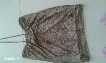 Majica moze da se veze oko vrata moze da bude top sa zlatastim - Backa Palanka