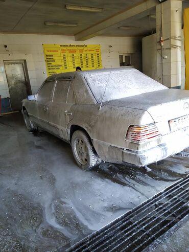 Mercedes-Benz W124 2.3 л. 1989 | 230000 км
