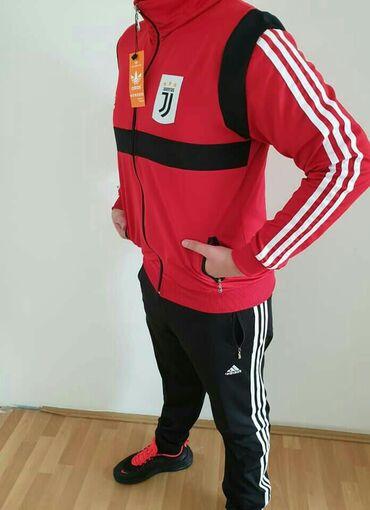 Sport i hobi - Sopot: Adidas Muške Juventus komplet trenerke M,L,XL,XXL veliine NOVO