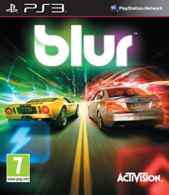 "Электроника в Баку: ""blur"" ps3"