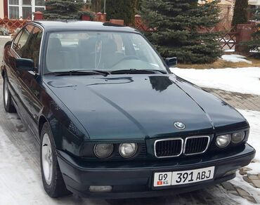 Bmw x3 sdrive18d mt - Кыргызстан: BMW 520 2 л. 1995