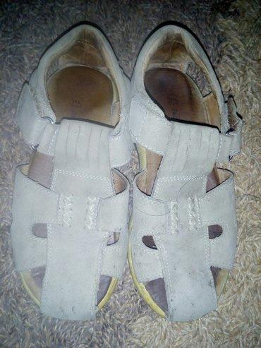 Dečije Cipele i Čizme | Vrbas: Kožne Jack Miller muške dečije sandale broj 33.Koža spolja i