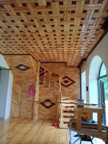 Работа в Лиман: Salam. Taxta pilləkan, döşəmə, tavanların yığılması. hər zövqə uyğun