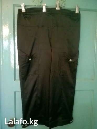 Капри 50 размер, одевала пару раз. в Бишкек