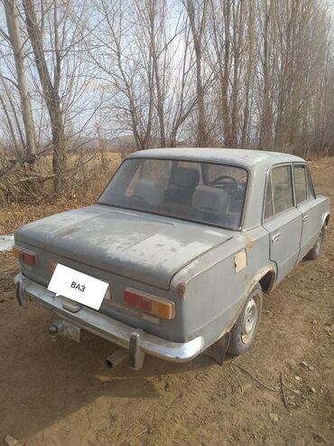 Жаз картинка - Кыргызстан: ВАЗ (ЛАДА) 2101 1972