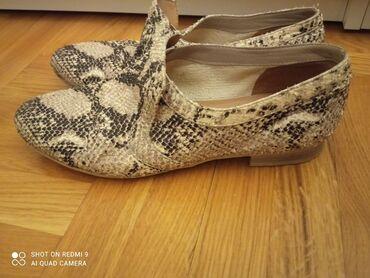 Antonella Rossi kožne cipelice, broj 39,gaziste 26 cm, NOVO