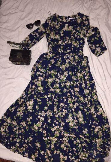 Личные вещи - Кант: Шифоновое турецкое платье,состояние новое,размер 44