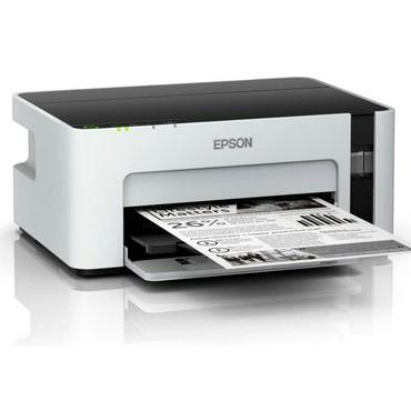 черно белый принтер в Кыргызстан: Продается новый принтер струйный черно белый200$ без торгаподробности