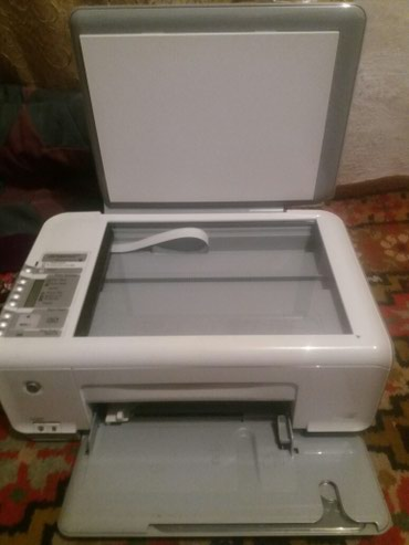 Три в одном цветной принтер! требуется замена краски! в Бишкек
