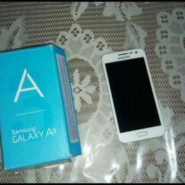 Samsung A3 telefonu satilir teecili hec bir problemi yoxdur isdeyen bu в Bakı