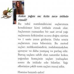 Bakı şəhərində Kakos yagi