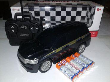пульт для автомобиля в Кыргызстан: Пультовые машинки 0500 468 999!Toyota Land Cruiser 200в Масштабе 1:24