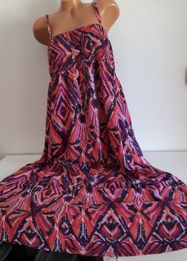 Haljine | Obrenovac: Duga letnja haljina 3XL/4XLHaljina na bretele,lagana i lepršava