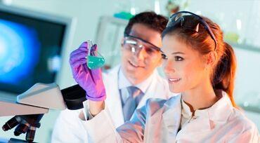 Работа - Арчалы: Требуется лаборант (в дальнейшем зав склада) с химическим